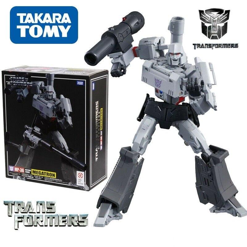 Takara Tomy Transformers Masterpiece MP-36 Megatron KO Figure Model Children Gift Toys